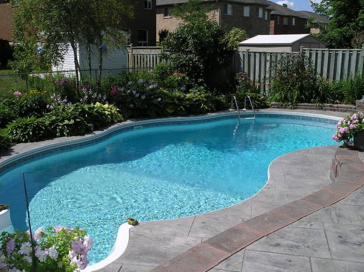 cost of building an in-ground pool